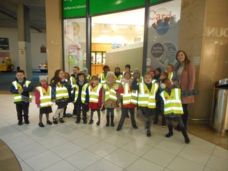 Senior Infants Room 7: Trip to the Post Office