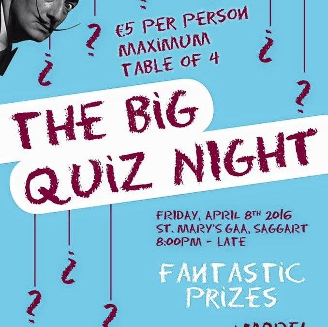 Big Quiz Night