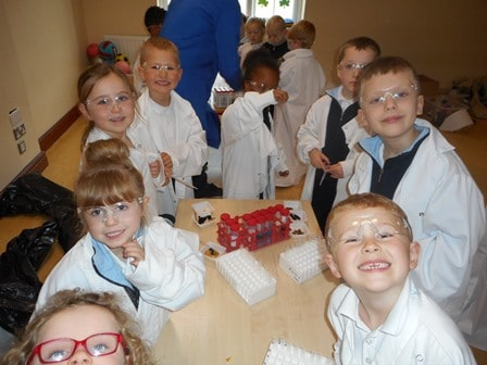 Senior Infants Room 7: Science Week 2016